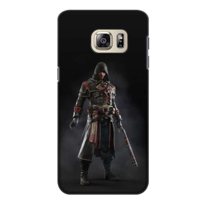 Чехол для Samsung Galaxy S6 Edge, объёмная печать Printio Assassins creed (rogue)