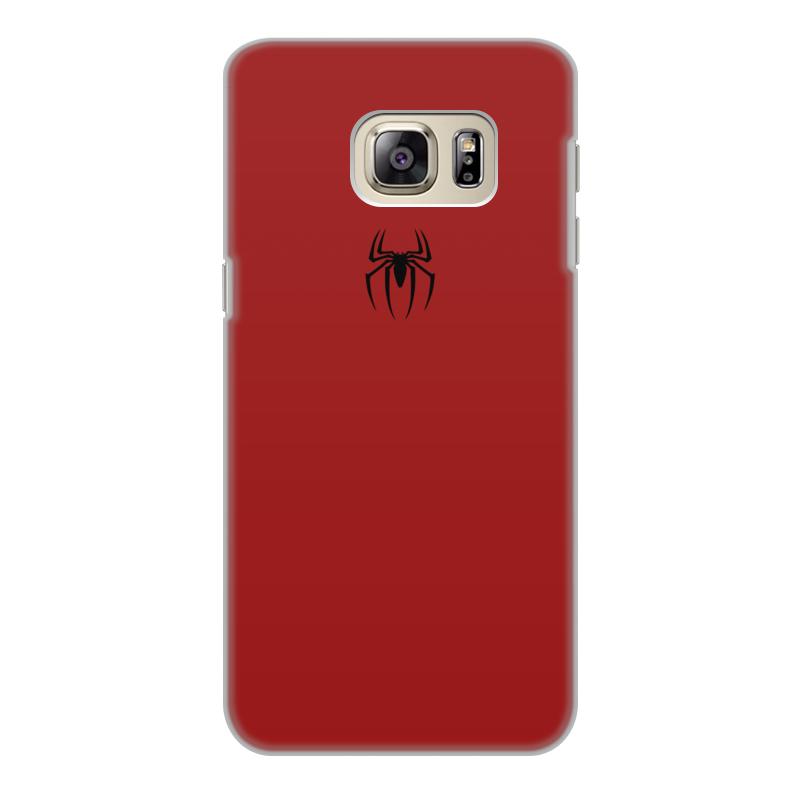 Чехол для Samsung Galaxy S6 Edge, объёмная печать Printio Человек-паук чехол для samsung galaxy s6 edge объёмная печать printio железный человек