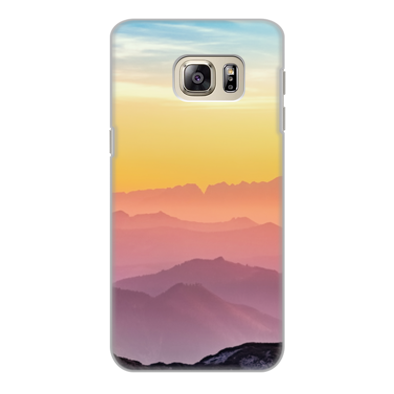 Чехол для Samsung Galaxy S6 Edge, объёмная печать Printio Без названия чехол для samsung galaxy s6 edge объёмная печать printio без ума от цветов