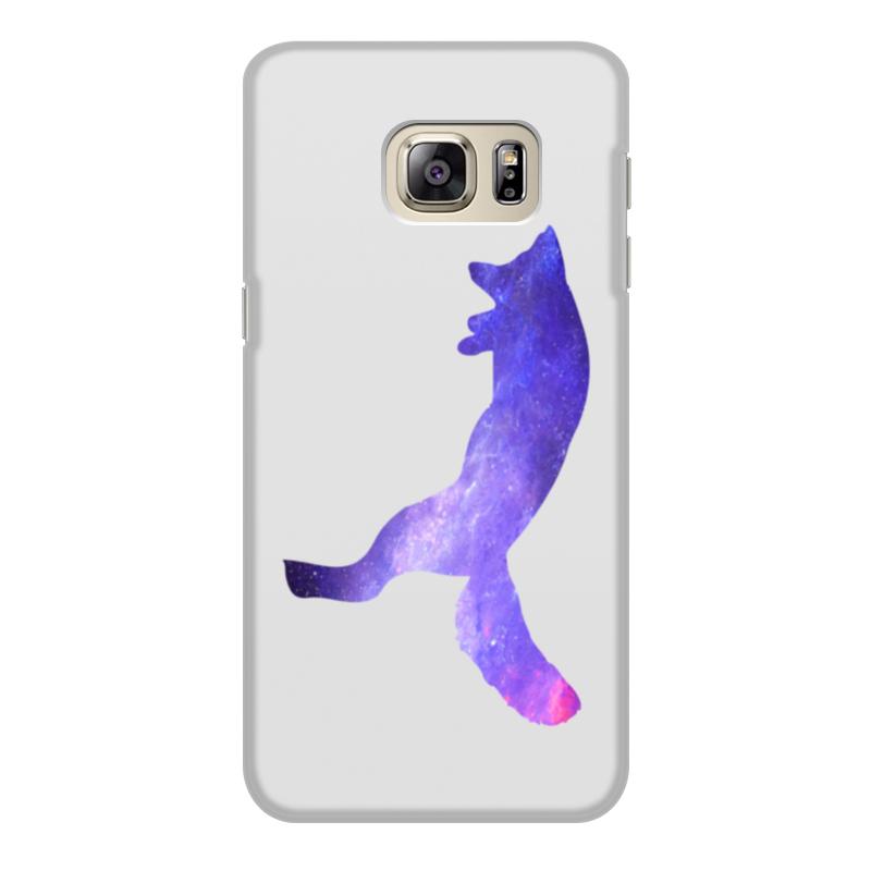 Чехол для Samsung Galaxy S6 Edge, объёмная печать Printio Space animals чехол для samsung galaxy s5 printio my space