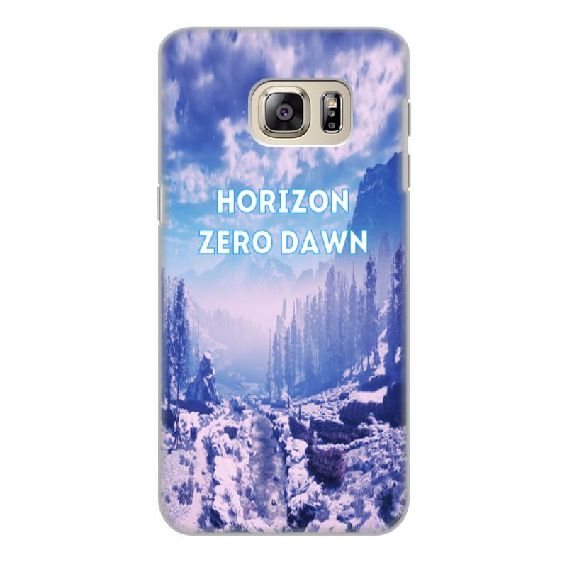Printio Horizon zero dawn чехол для samsung galaxy s6 edge объёмная печать printio horizon zero dawn