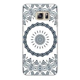 """Чехол для Samsung Galaxy S6 Edge, объёмная печать """"Барабан Альт"""" - музыка, подарок, женщине, мужчине"""