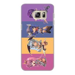 "Чехол для Samsung Galaxy S6 Edge, объёмная печать ""Ragnarok Online"" - mmorpg, ragnarok online, рагнарок онлайн"