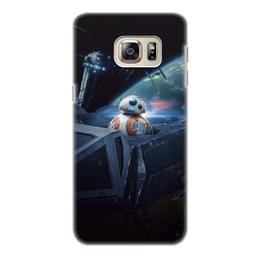 """Чехол для Samsung Galaxy S6 Edge, объёмная печать """"Star Wars"""" - star wars, звездные воины, джедай, фантастика, империя"""
