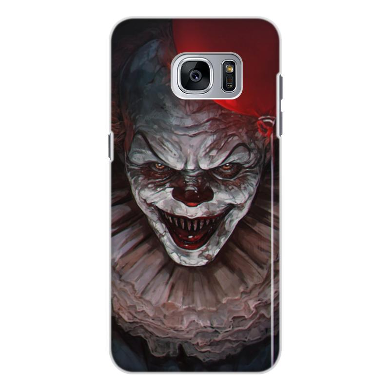 Чехол для Samsung Galaxy S7, объёмная печать Printio Оно elephone s7 4g phablet