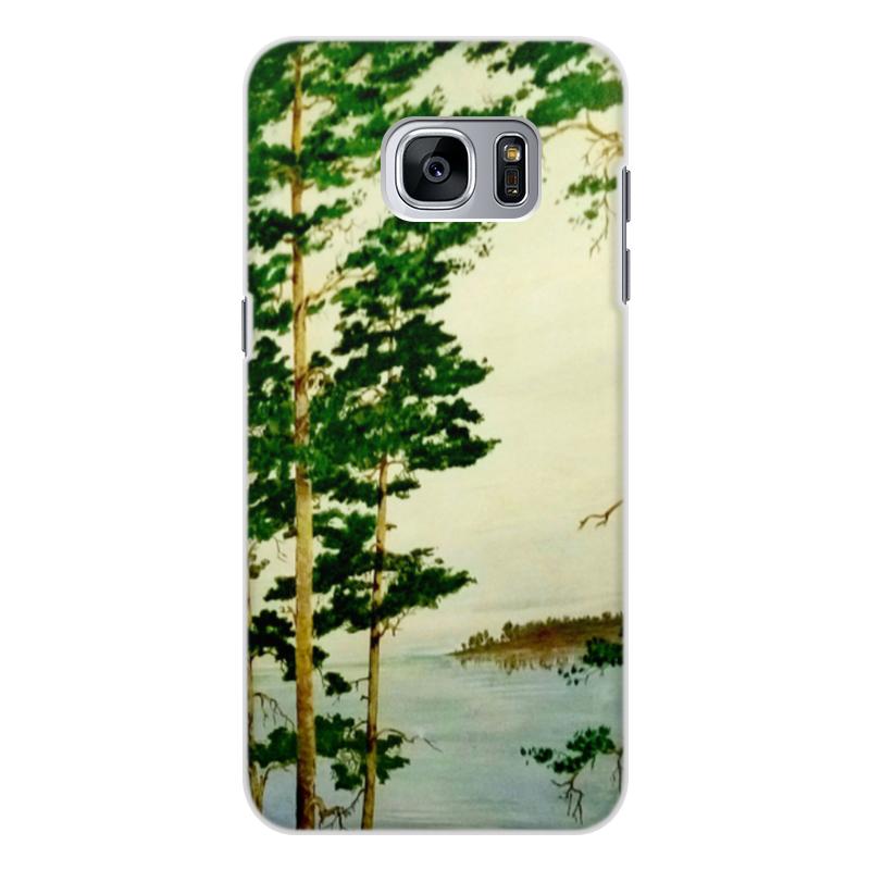 Чехол для Samsung Galaxy S7, объёмная печать Printio На днепре подарки для новорожденных купить в беларуси
