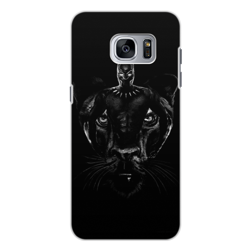 Printio Черная пантера чехол для samsung galaxy s8 plus объёмная печать printio черная пантера