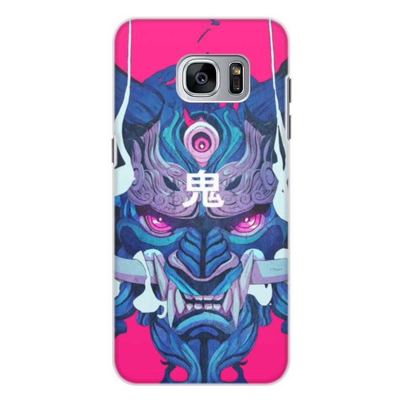 Чехол для Samsung Galaxy S7, объёмная печать Printio Dragon чехол для samsung galaxy s3 printio dragon lore