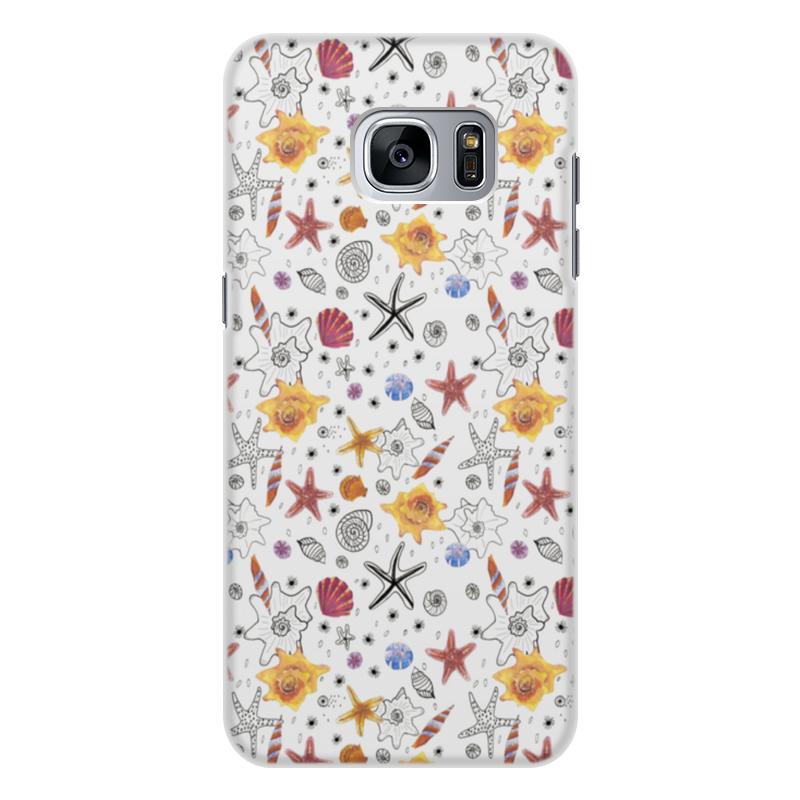 Чехол для Samsung Galaxy S7, объёмная печать Printio Shells printio чехол для samsung galaxy s7 объёмная печать