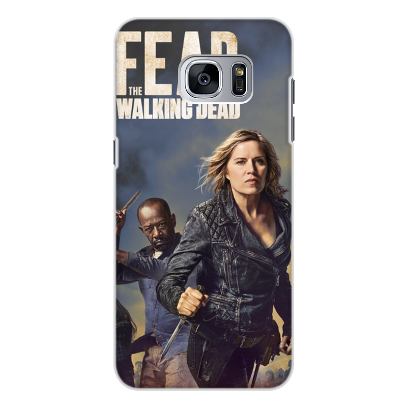 лучшая цена Printio Fear the walking dead