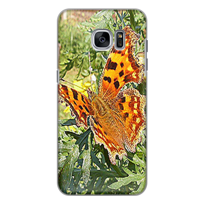 Чехол для Samsung Galaxy S7, объёмная печать Printio Королева. printio чехол для samsung galaxy s7 силиконовый