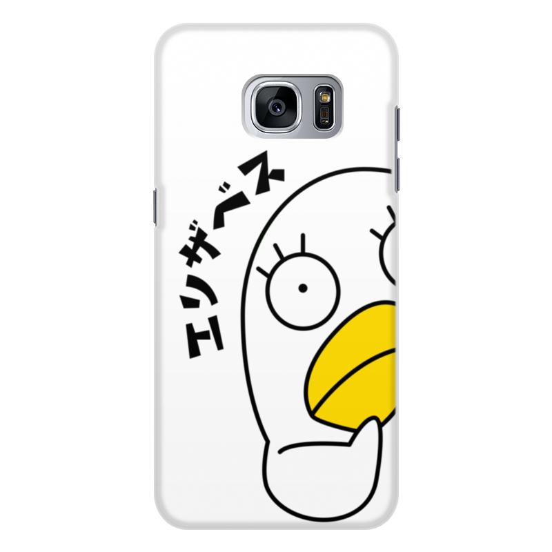 Чехол для Samsung Galaxy S7, объёмная печать Printio Гинтама. элизабет printio чехол для samsung galaxy s7 объёмная печать