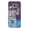 "Чехол для Samsung Galaxy S7, объёмная печать ""Space"" - the spaceway"