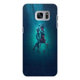 """Чехол для Samsung Galaxy S7, объёмная печать """"Форма воды"""" - форма воды, кино, оскар, любовь, фэнтези"""