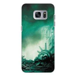"""Чехол для Samsung Galaxy S7, объёмная печать """"Монстро"""" - монстры"""