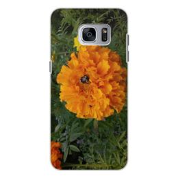 """Чехол для Samsung Galaxy S7, объёмная печать """"Удивительный Алтай"""" - лето, природа, алтай, горный алтай, altay"""