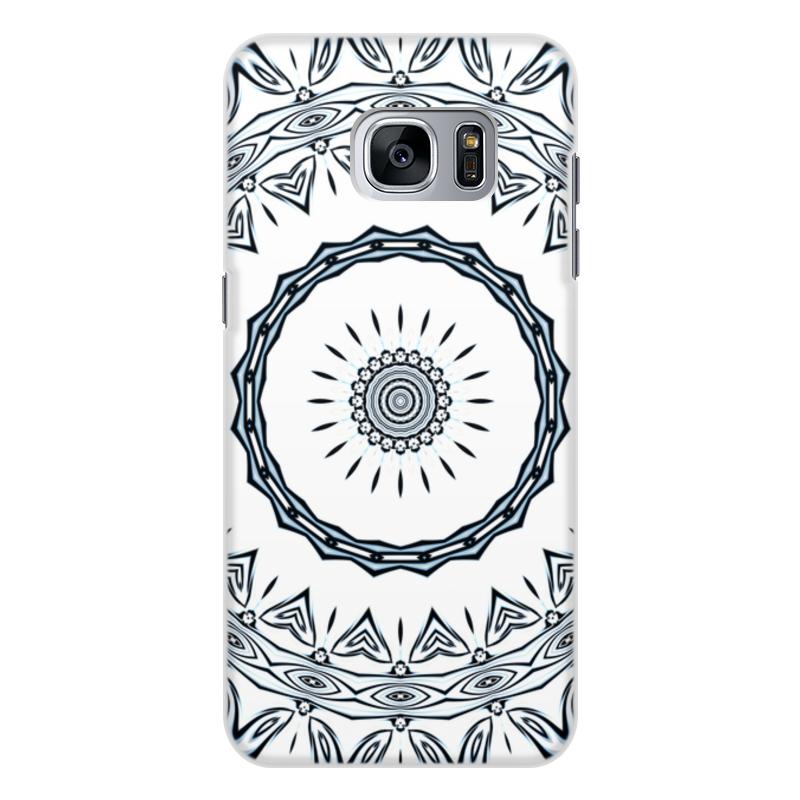 Чехол для Samsung Galaxy S7 Edge, объёмная печать Printio Барабан альт чехол для samsung galaxy s7 edge объёмная печать printio цифры