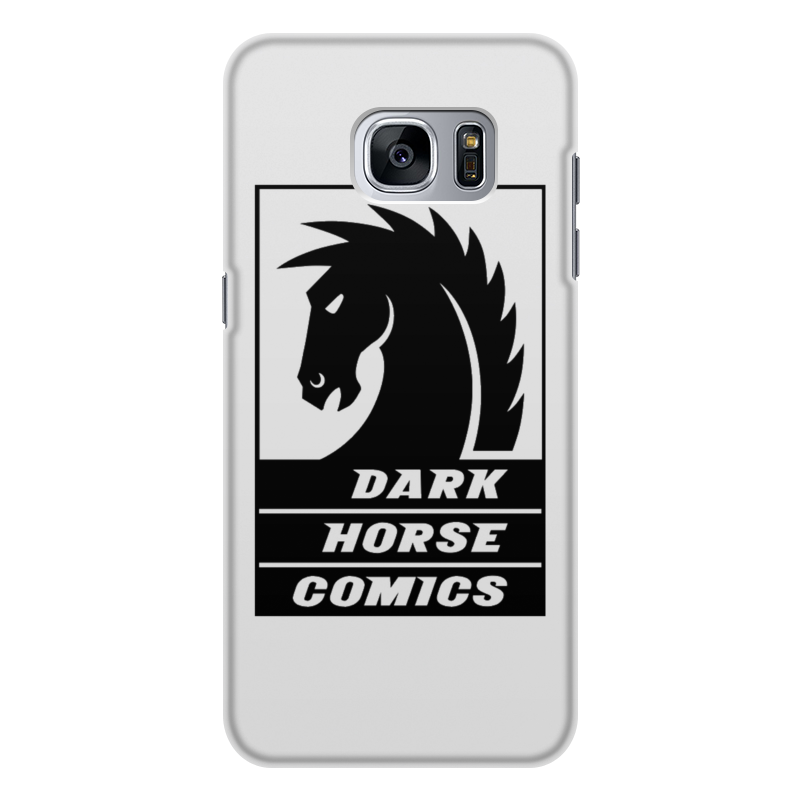 Чехол для Samsung Galaxy S7 Edge, объёмная печать Printio Dark horse comics glueskin для galaxy s7 edge dark brown croco s7e 15
