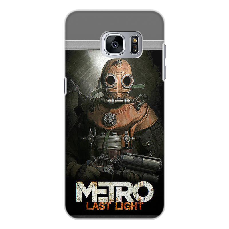 Printio Метро 2033. видеоигры чехол для iphone 8 plus объёмная печать printio метро 2033