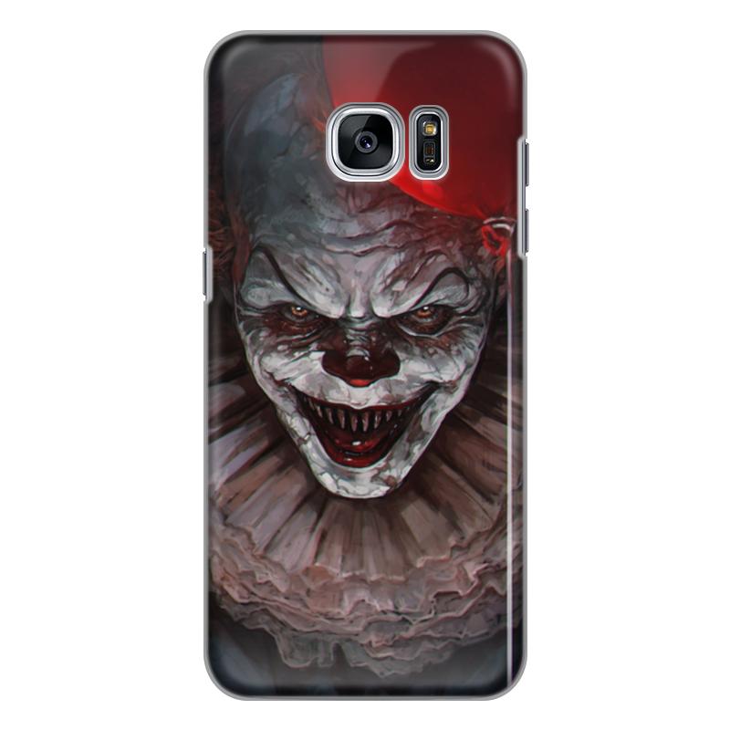 Чехол для Samsung Galaxy S7 Edge силиконовый Printio Оно чехол для samsung galaxy s7 edge силиконовый printio вершина