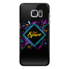 """Чехол для Samsung Galaxy S7 Edge силиконовый """"Love Space"""" - звезды, космос, вселенная"""