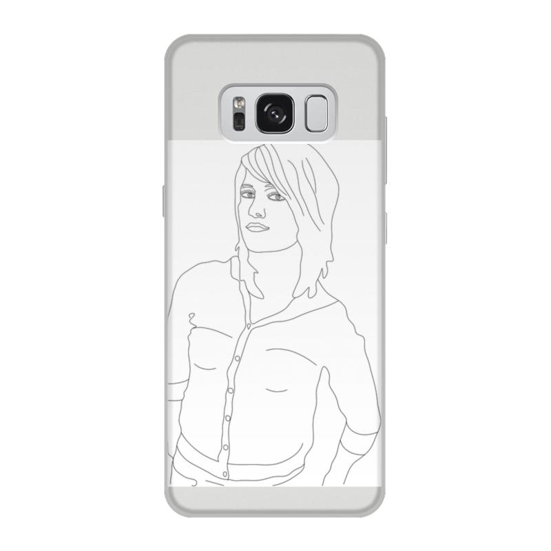 Чехол для Samsung Galaxy S8, объёмная печать Printio Cassadee pope '09 art