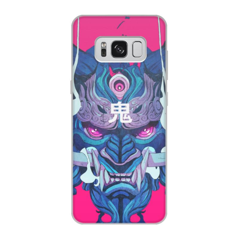 Чехол для Samsung Galaxy S8, объёмная печать Printio Dragon чехол для samsung galaxy s3 printio dragon lore