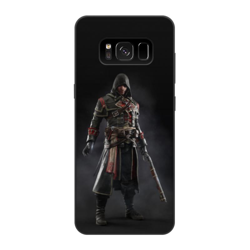 Чехол для Samsung Galaxy S8, объёмная печать Printio Assassins creed (rogue)