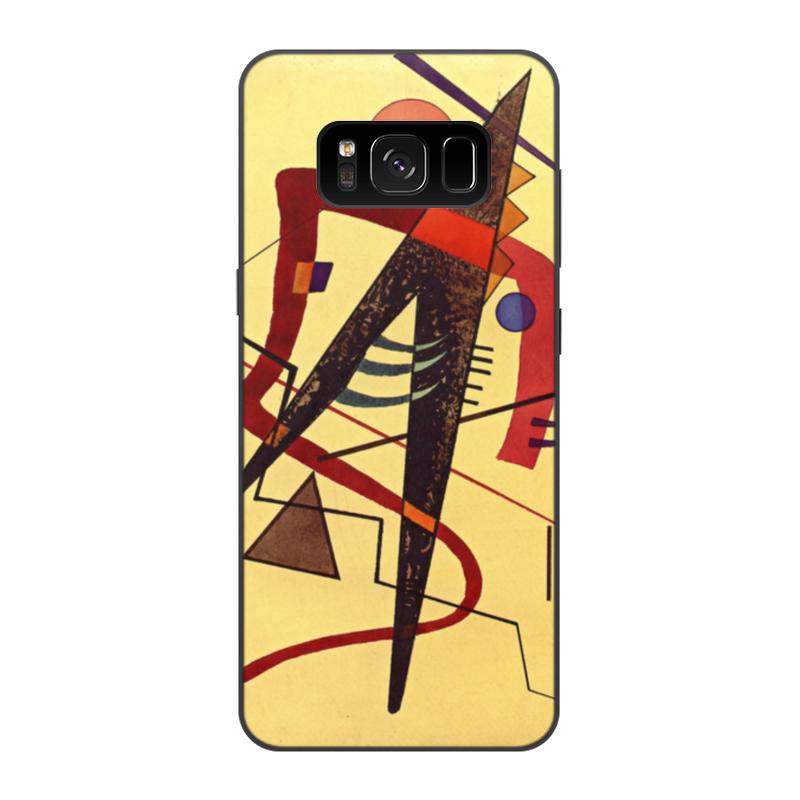 Чехол для Samsung Galaxy S8, объёмная печать Printio Тепло (пауль клее) чехол для samsung galaxy s5 printio лесные ведьмы пауль клее