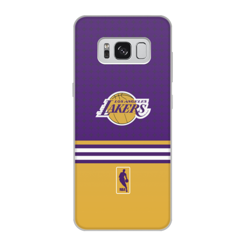 Чехол для Samsung Galaxy S8, объёмная печать Printio Lakers case pro trevor ariza autographed signed 8x10 photo lakers nba finals free throw coa