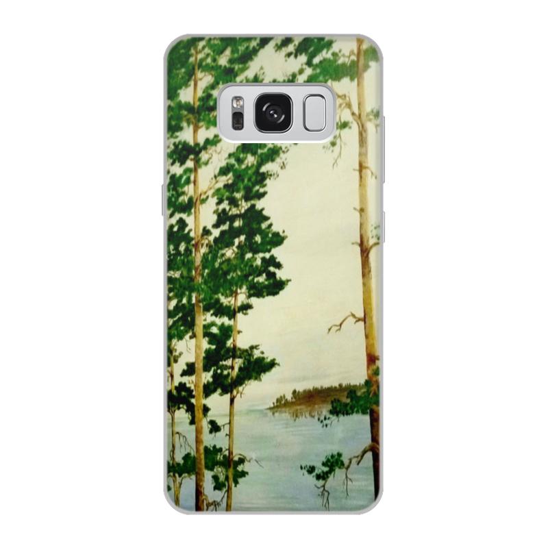 Чехол для Samsung Galaxy S8, объёмная печать Printio На днепре днепр 11 в магазине