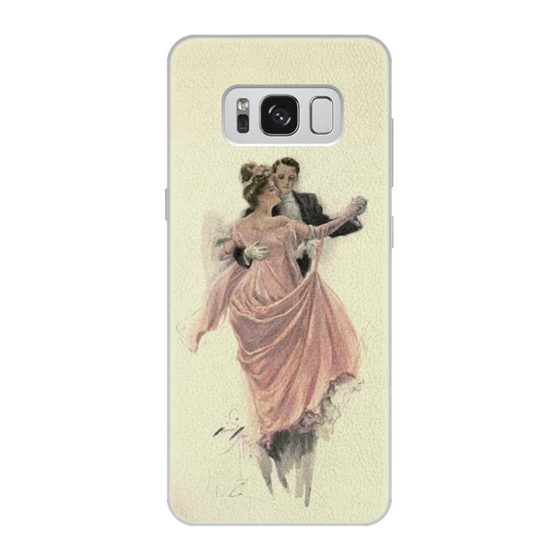 Чехол для Samsung Galaxy S8, объёмная печать Printio День святого валентина промо коллекция melkco кожаный чехол для samsung galaxy style duos i8262d красный весенний букет