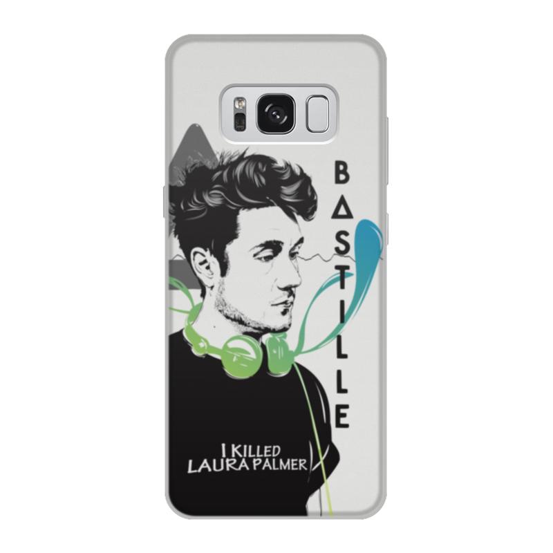Чехол для Samsung Galaxy S8, объёмная печать Printio Bastille