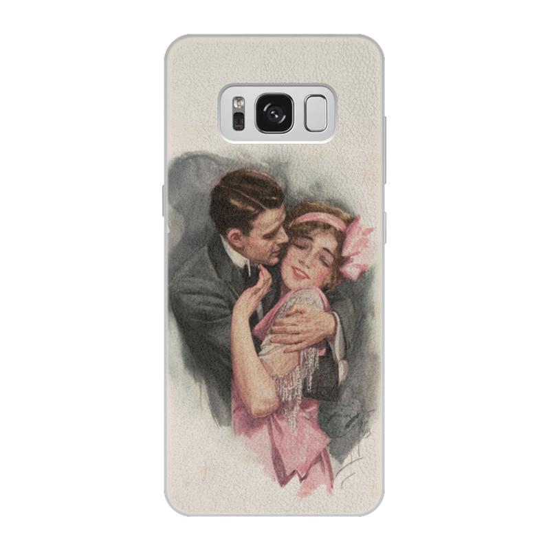 Чехол для Samsung Galaxy S8, объёмная печать Printio День святого валентина