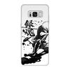 """Чехол для Samsung Galaxy S8, объёмная печать """"Гинтама"""" - аниме, манга, gintama, гинтама"""