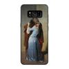 """Чехол для Samsung Galaxy S8, объёмная печать """"Поцелуй (Франческо Айец)"""" - картина, айец"""