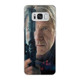 """Чехол для Samsung Galaxy S8, объёмная печать """"Звездные войны - Хан Соло"""" - звездные войны, фантастика, дарт вейдер, кино, star wars"""