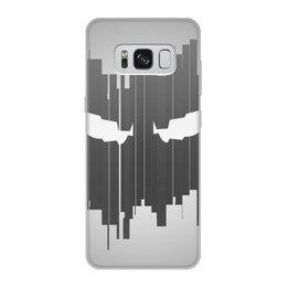 "Чехол для Samsung Galaxy S8, объёмная печать ""Vigil"" - осада, rainbow six siege, tom clancys rainbow six siege, р6, вигил"