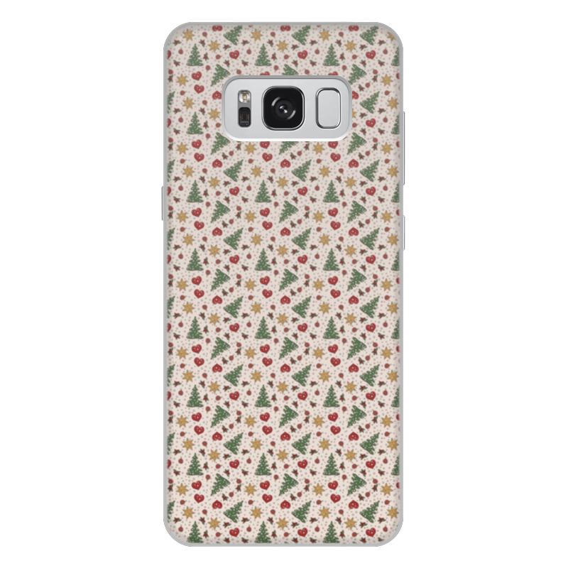 Чехол для Samsung Galaxy S8 Plus, объёмная печать Printio Праздник чехол для samsung galaxy s8 объёмная печать printio cycles perfecta альфонс муха