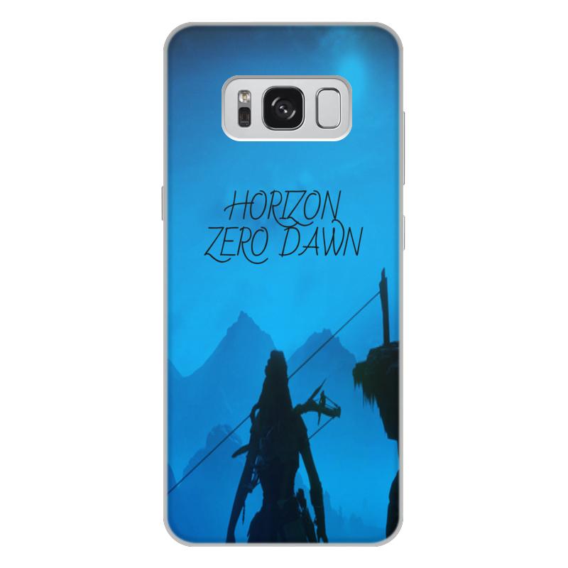 Чехол для Samsung Galaxy S8 Plus, объёмная печать Printio Horizon zero dawn чехол для samsung galaxy s8 объёмная печать printio horizon zero dawn