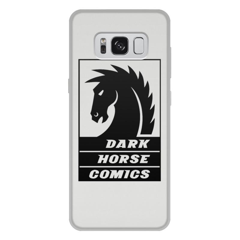 Чехол для Samsung Galaxy S8 Plus, объёмная печать Printio Dark horse comics