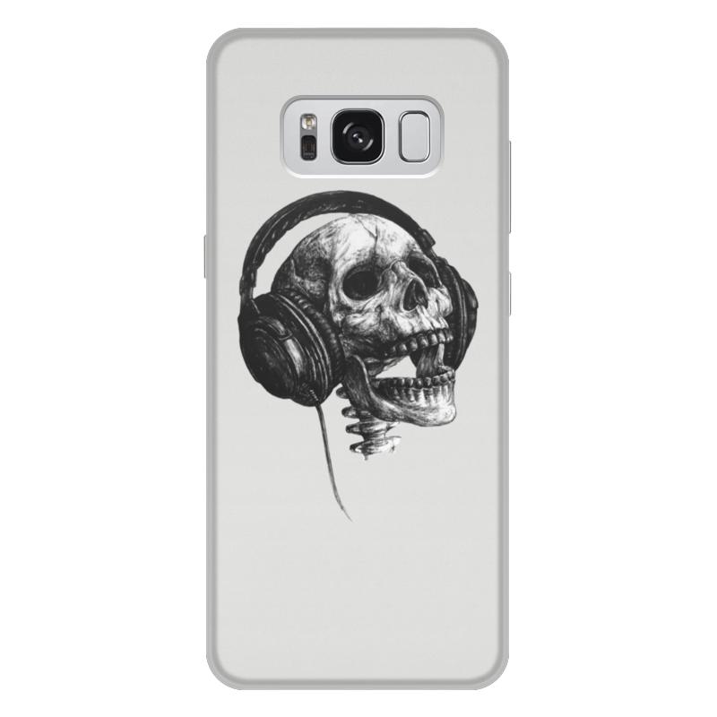 Чехол для Samsung Galaxy S8 Plus объёмная печать Printio Музыка навсегда
