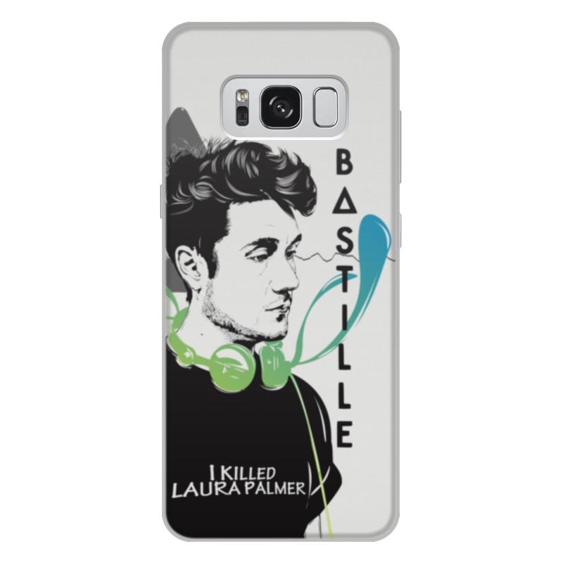 Чехол для Samsung Galaxy S8 Plus объёмная печать Printio Bastille