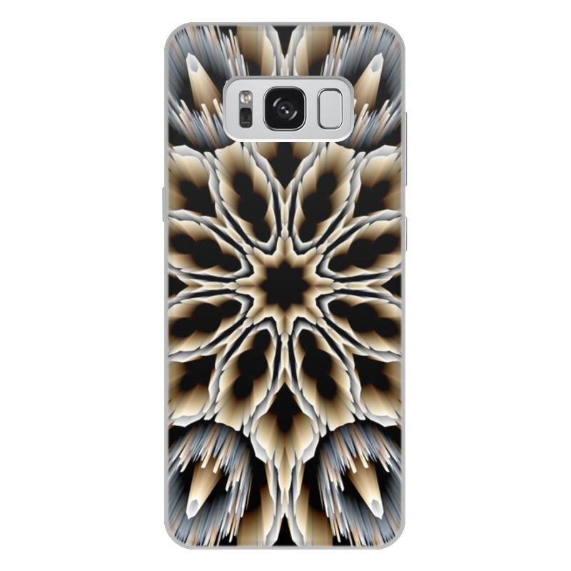 Чехол для Samsung Galaxy S8 Plus, объёмная печать Printio Мембрана цена