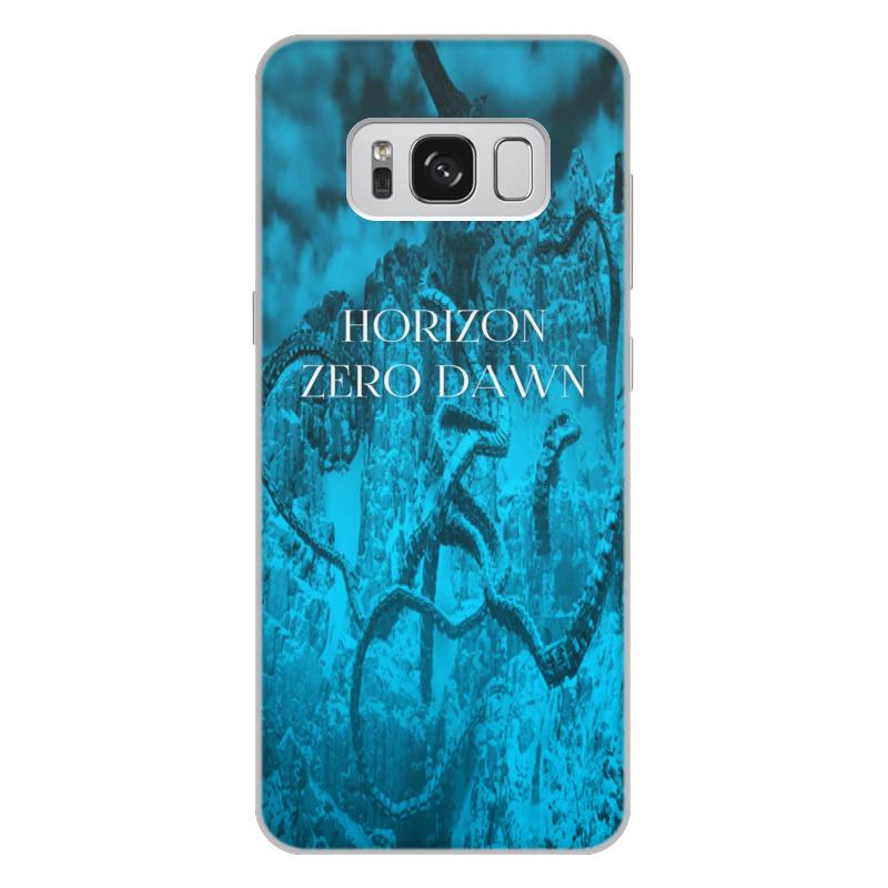 Чехол для Samsung Galaxy S8 Plus, объёмная печать Printio Horizon zero dawn чехол для samsung galaxy s8 plus объёмная печать printio horizon zero dawn