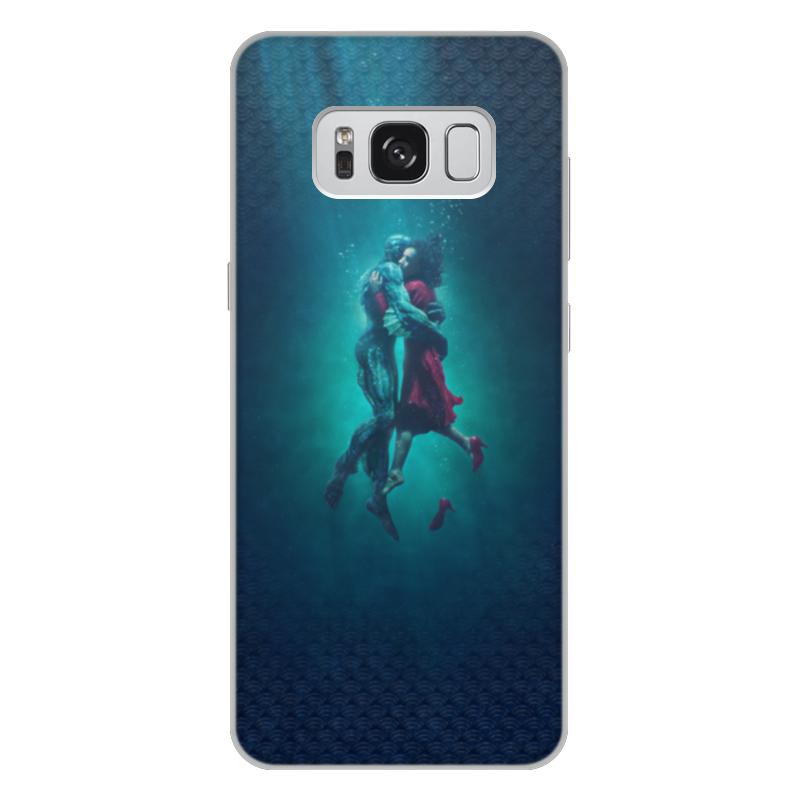Чехол для Samsung Galaxy S8 Plus, объёмная печать Printio Форма воды