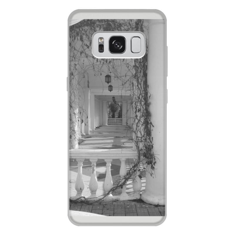 Чехол для Samsung Galaxy S8 Plus объёмная печать Printio Осень