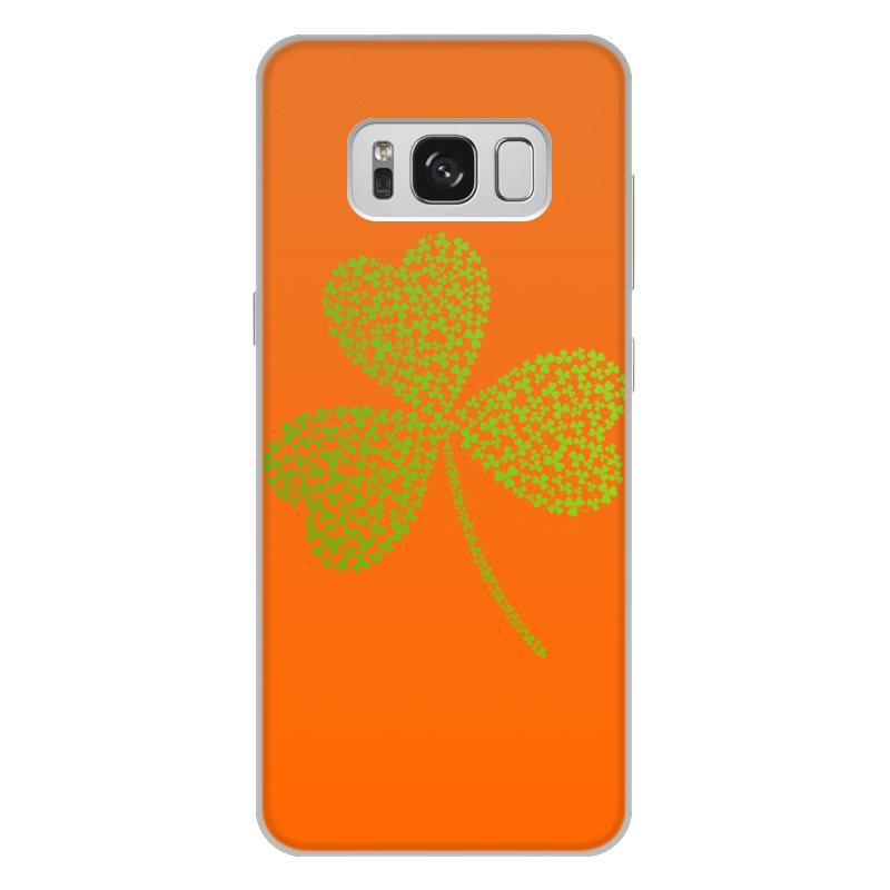 Чехол для Samsung Galaxy S8 Plus, объёмная печать Printio Без названия чехол для samsung galaxy s8 объёмная печать printio елки и звезды