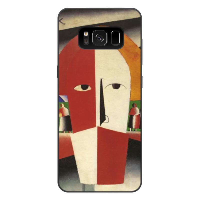 Чехол для Samsung Galaxy S8 Plus, объёмная печать Printio Голова крестьянина (казимир малевич) казимир валишевский царство женщин