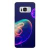"""Чехол для Samsung Galaxy S8 Plus, объёмная печать """"Jellyfish"""" - медуза, jellyfish"""